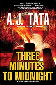 (Jake Mahegan Novels): A. J Tata: 9781496706256: Amazon.com: Books