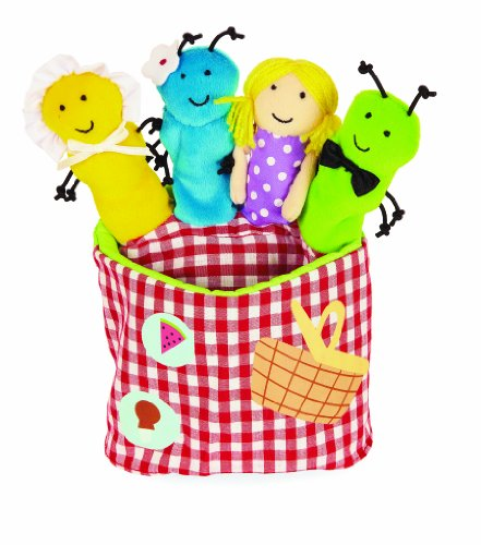 Poppeteers Picnic in the Park Hand Puppet - 1
