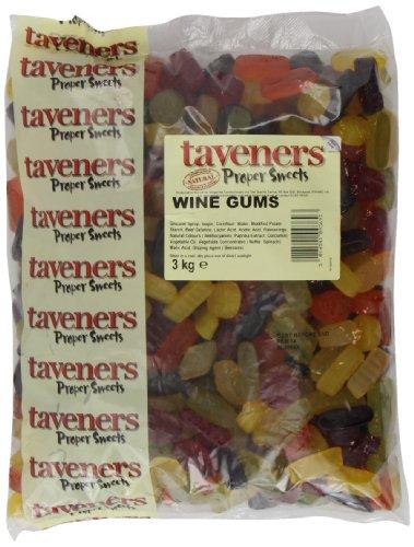 taveners Englischer Weingummi
