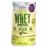 Reserveage Nutrition - Grass Fed Whey Protein, Minimally Processed with High Biological Value, Vanilla, 12.7 ounces