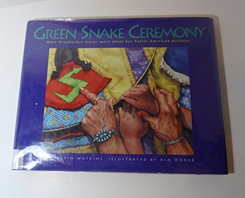 green-snake-ceremony-the-greyfeather-series-by-sherrin-watkins-1995-10-01