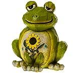Frog Birdhouse