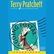 Going Postal: Discworld #29 | Terry Pratchett
