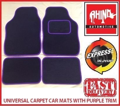 hyundai-sante-fe-06-12-universal-purple-trim-carpet-car-mat-set