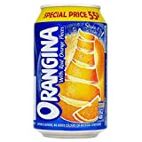 Orangina with Real Orange Pieces Drink 330ml Pack of 24