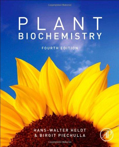 Plant Biochemistry, Fourth Edition