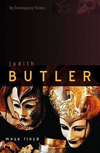 Judith Butler: From Norms to Politics (Key Contemporary Thinkers)
