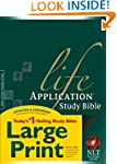 """Life Application Study Bible Nlt, La..."