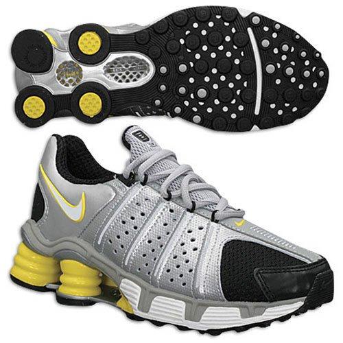 Nike Shox Cognescenti Big Kids SKU 311496 011 Sz 4 - Elizabeth E ... c0a0e22b7