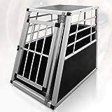 Alu Hundetransportbox