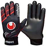 uhlsport(ウールシュポルト) FUTSAL フルフィンガーソフト 1000855 BLK/RED 9