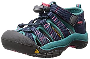 KEEN Newport H2 Sandal (Toddler/Little Kid/Big Kid),Midnight Navy/Baltic,3 M US Little Kid