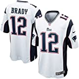 Jonathan Jersey Mens #12 Brady Team Color On-field Jersey