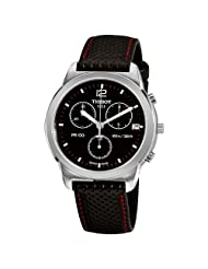 Tissot Men's T0494171605700 PR 100 Black Chronograph Dial Watch