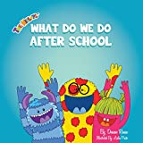 img - for What Do We Do After School (The Wiblets Book 1) book / textbook / text book