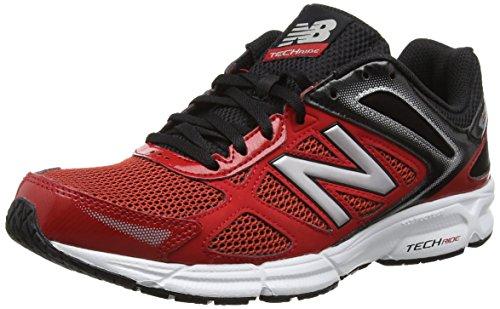 New Balance M460 Running Fitness - Zapatillas de deporte para hombre, color rojo, talla 40