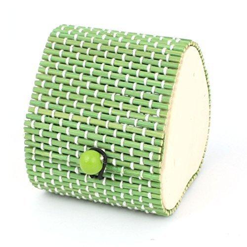 sourcingmapr-tischdekoration-herzformig-bambus-kette-schmuck-ablagekasten-gehalter-grun-de