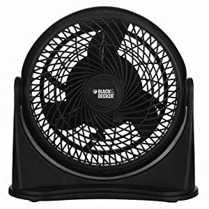 "Black & Decker 8"" High Velocity Turbo Fan"