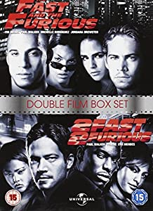 '2 Fast 2 Furious/The Fast And The Furious Slim 2 Film Boxset' [DVD] [2003]