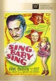 Sing Baby Sing [Import]