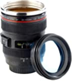 Somikon Kameraobjektiv-Becher, 400 ml