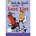 Nate the Great and the Lost List (       UNABRIDGED) by Marjorie Weinman Sharmat Narrated by John Lavelle