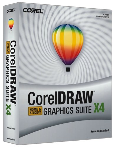 CorelDRAW Graphics Suite X4 Home & Student Edition