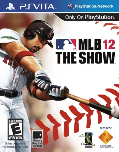 Mlb 12 The Show - Playstation Vita front-1046290
