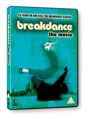 Breakdance - The Movie [1984] [Widescreen] [DVD]