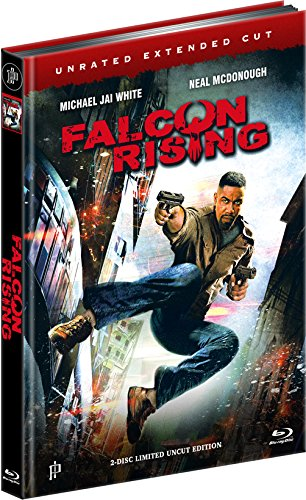 Falcon Rising - Unrated Extended Cut/Mediabook (+ DVD) [Blu-ray] [Limited Edition]