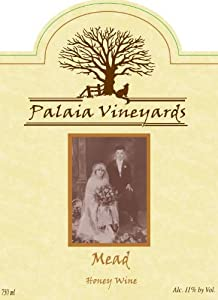 NV Palaia Vineyards Mead 750 mL