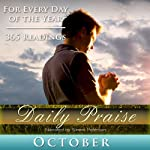 Daily Praise: October: A Prayer of Praise for Every Day of the Month | Simon Peterson
