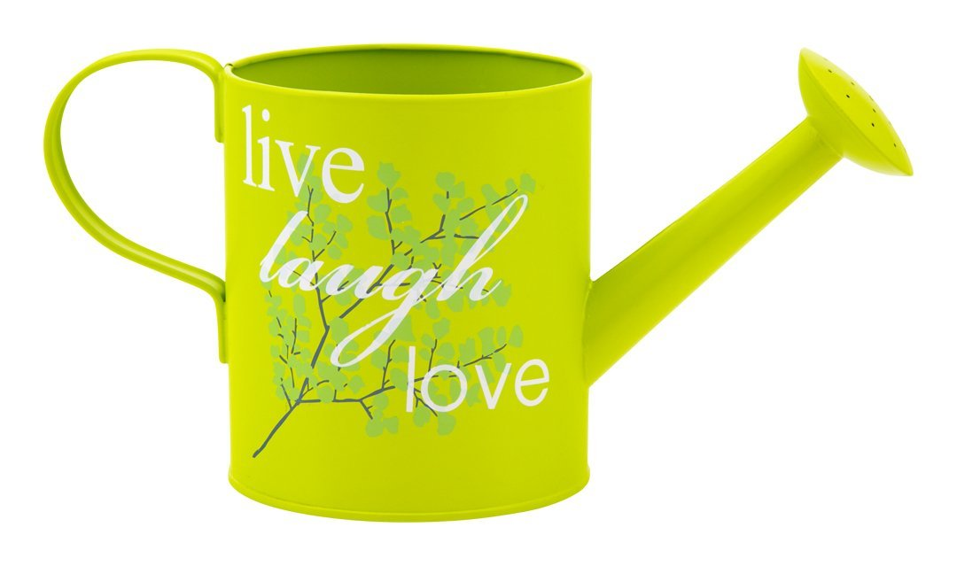 Behrens SFWC2 1/3-Gallon Round Watering Can, Bright Green