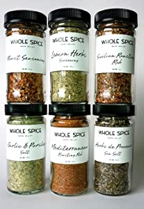 Holiday Roasting Spice Set from wholespice.com