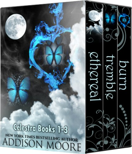 Boxed Set Alert! Three Books in One Brilliant 724-Page Boxed Set! CELESTRA Series Books 1-3 By New York Times Bestselling Author Addison Moore… Today's Bargain Price: $0.99