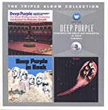 Triple Album Collection (In Rock/Fireball/Deep Purple With The Royal Philharmonic Orchestra) by Deep Purple (2015-01-19)