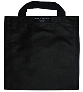 Black + Blum Sac pour lunch box Noir