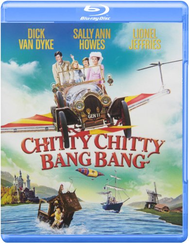 Chitty Chitty Bang Bang [Blu-ray]
