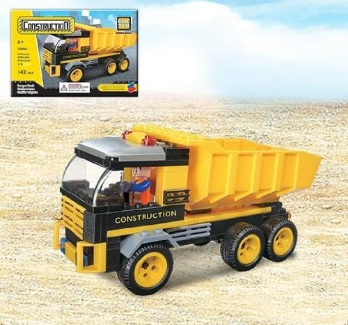 Dumper Truck - Building Set by Brictek (14006)