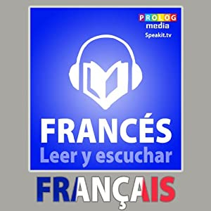 Frances - Libro de frases: Leer y escuchar: [French - Phrasebook: Read and Listen] | [PROLOG Editorial]
