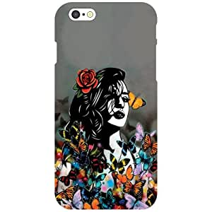 Apple iPhone 6 Phone Cover -Beautiful Matte Finish Phone Cover