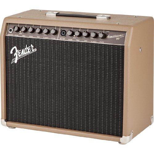 "Fender Acoustasonic 90 1x8"" 90-Watt Acoustic Combo with Horn"