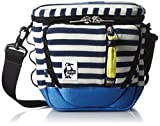 [チャムス] CHUMS カメラバッグ Camera Bag Sweat Nylon CH60-0698 N032 (NVY・Natural/Blue)