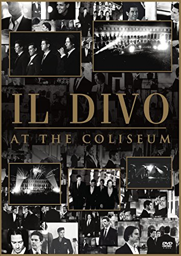 DVD : Il Divo - At the Coliseum (Digipack Packaging)