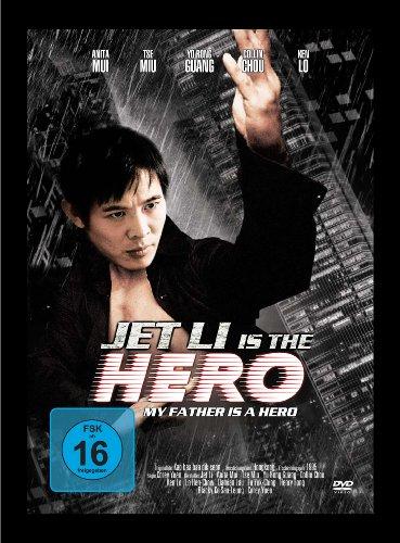 Jet Li is the Hero - Metall Box