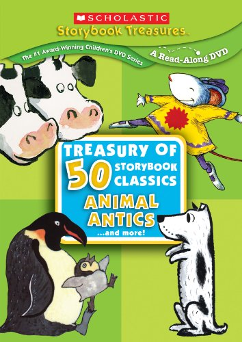 Treasury of 50 Storybook Classics - Animal Antics and more! (Storybook Classics compare prices)