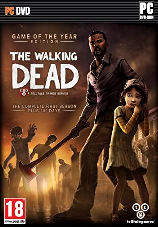 The Walking Dead Game of the Year Edition (PC DVD)