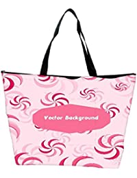 Snoogg Vector Background Designer Waterproof Bag Made Of High Strength Nylon - B01I1KIDKO