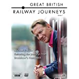 Great British Railway Journeys - Series 1 BBC [DVD] [2010]by Marc Beers