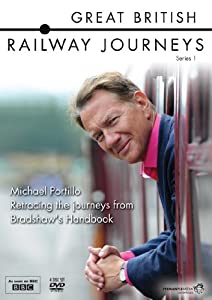 Great British Railway Journeys - Series 1 BBC [DVD] [2010]